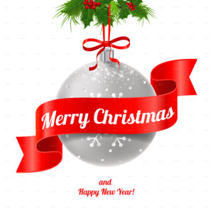 Happy New Year Transparent Background PNG Clip art