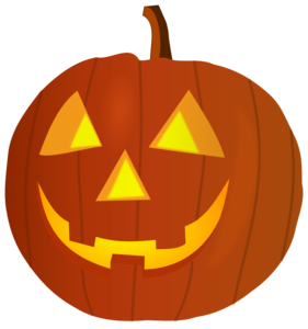 Happy Pumpkin PNG Transparent Image Clip art