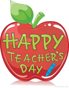 Happy Teachers Day PNG Photo PNG clipart