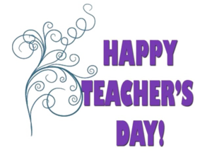 Happy Teachers Day PNG Pic PNG Clip art