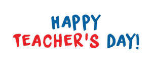 Happy Teachers Day PNG Transparent Image PNG Clip art