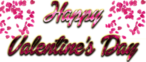 Happy Valentines Day PNG File PNG Clip art