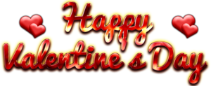 Happy Valentines Day PNG Pic PNG Clip art