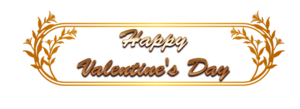 Happy Valentines Day Transparent Background PNG Clip art