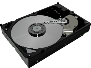 Hard Disk Drive PNG Pic PNG Clip art