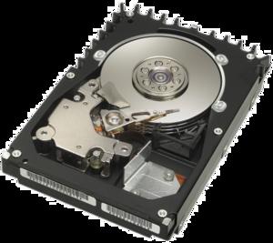 Hard Disk Drive Transparent PNG PNG Clip art