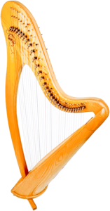 Harp PNG File PNG Clip art