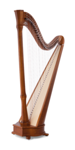 Harp PNG Image PNG Clip art