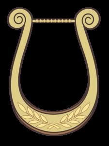 Harp Transparent PNG PNG Clip art