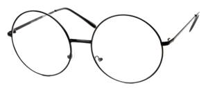 Harry Potter Glasses PNG File PNG Clip art