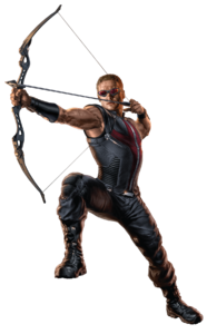 Hawkeye PNG Transparent PNG clipart