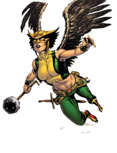 Hawkgirl PNG File PNG Clip art
