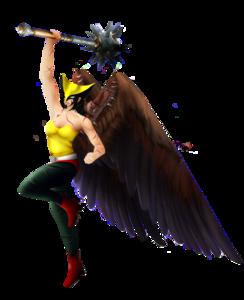 Hawkgirl PNG Free Download PNG Clip art