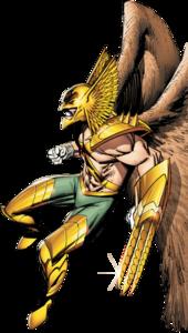 Hawkman Transparent Background PNG Clip art