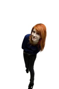 Hayley Williams PNG Picture PNG Clip art