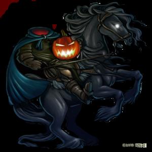 Headless Horseman PNG Transparent Image PNG Clip art