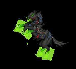 Headless Horseman Transparent Background PNG Clip art