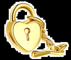 Heart Key PNG Free Download PNG Clip art