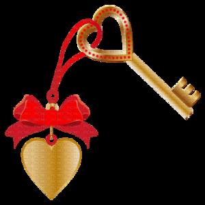 Heart Key PNG Image PNG Clip art