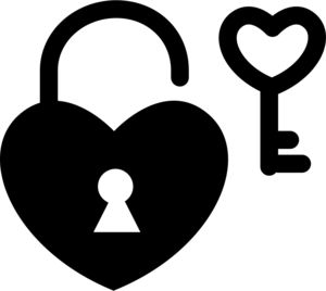 Heart Key PNG Picture PNG Clip art