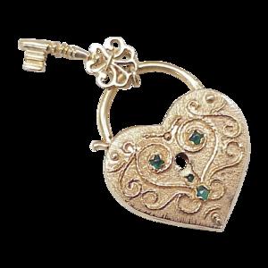 Heart Key PNG Transparent PNG Clip art