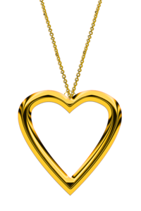 Heart Locket PNG Photo PNG Clip art
