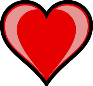 Heart Love PNG File PNG clipart