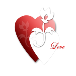 Heart Love PNG Pic PNG Clip art
