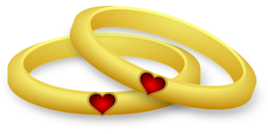 Heart Ring PNG Pic PNG Clip art