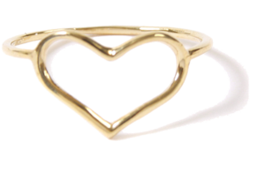Heart Ring Transparent Background PNG Clip art