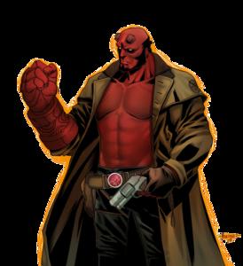 Hellboy PNG HD PNG Clip art