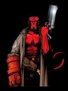 Hellboy PNG Image PNG Clip art