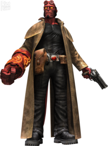 Hellboy PNG Photos PNG icon