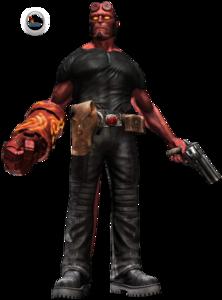 Hellboy Transparent PNG PNG Clip art