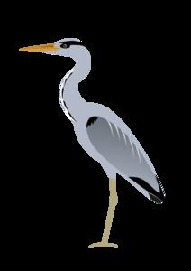Heron PNG File PNG Clip art