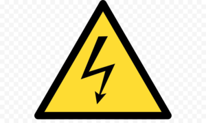 High Voltage Sign Download PNG Image PNG Clip art