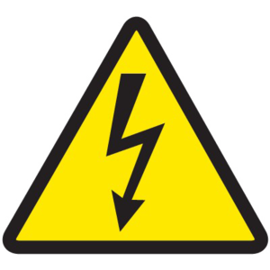High Voltage Sign PNG Background Image PNG clipart