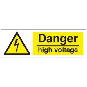 High Voltage Sign PNG File PNG icon