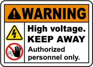 High Voltage Sign PNG Picture PNG Clip art