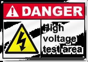 High Voltage Sign PNG Transparent PNG Clip art