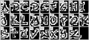 Hip Hop Fonts Download PNG Image PNG Clip art