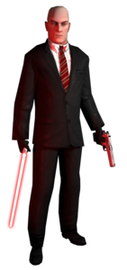 Hitman Transparent Background PNG icon