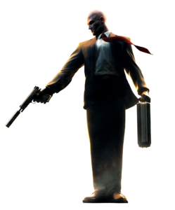 Hitman Transparent PNG PNG icon