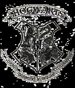 Hogwarts Logo PNG Download Image PNG Clip art
