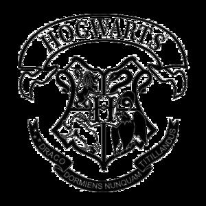 Hogwarts Logo PNG Image Free Download PNG Clip art