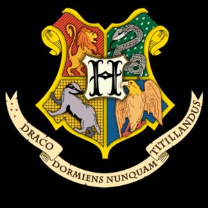 Hogwarts Logo PNG Transparent PNG Clip art