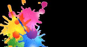 Holi Color Background PNG File PNG Clip art