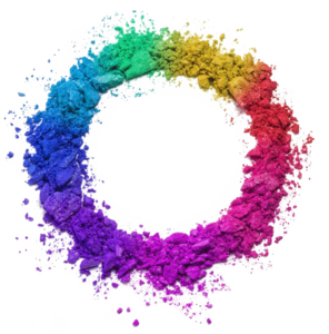 Holi Color Powder PNG Clipart PNG icon