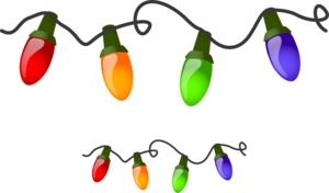 Holiday Light PNG Photo PNG Clip art