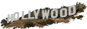 Hollywood Sign PNG Transparent PNG Clip art